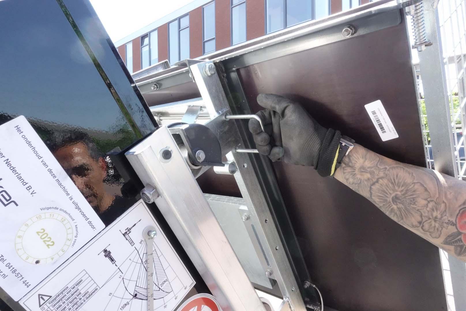 Verhuislift huren in Utrecht