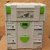 Festool Dominos bij DF500 of DF700 XL