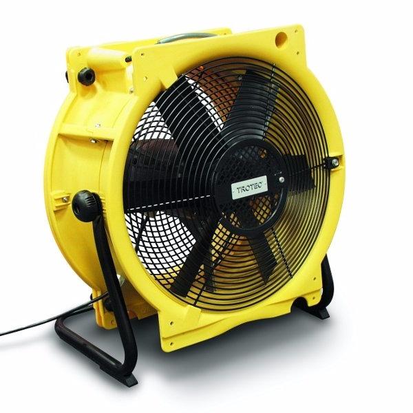 Ongebruikt Grote stille 7000 m3 ventilator, voordelig te huur JE-88